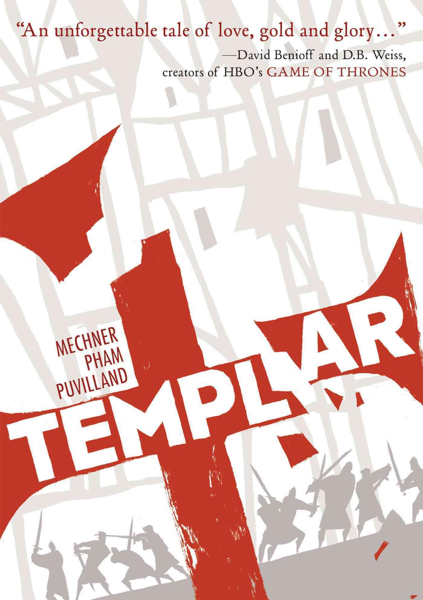 Templar By Mechner, Jordan/ Pham, Leuyen (ILT)/ Puvilland, Alex (ILT)